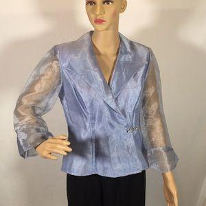 Alex Evenings blouse